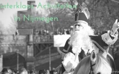 Sinterklaasactiviteiten in Nijmegen