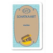 Schatgravers karweikaart - Stipt-:Leren