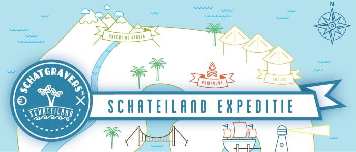 Ga je mee op Schatgravers Expeditie?