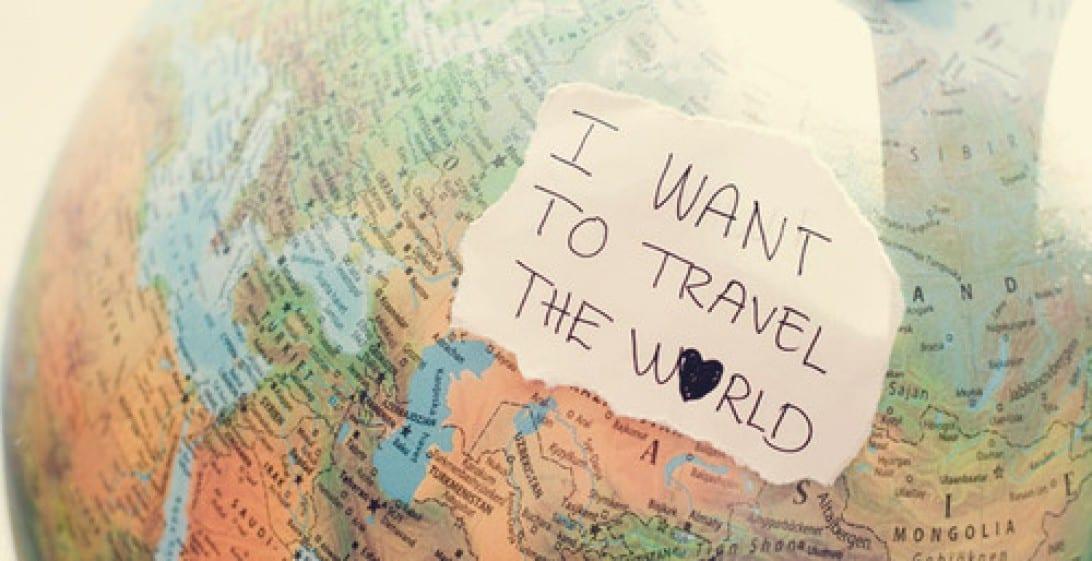 Travel the world - Stipt-Leren gaat op vakantie!